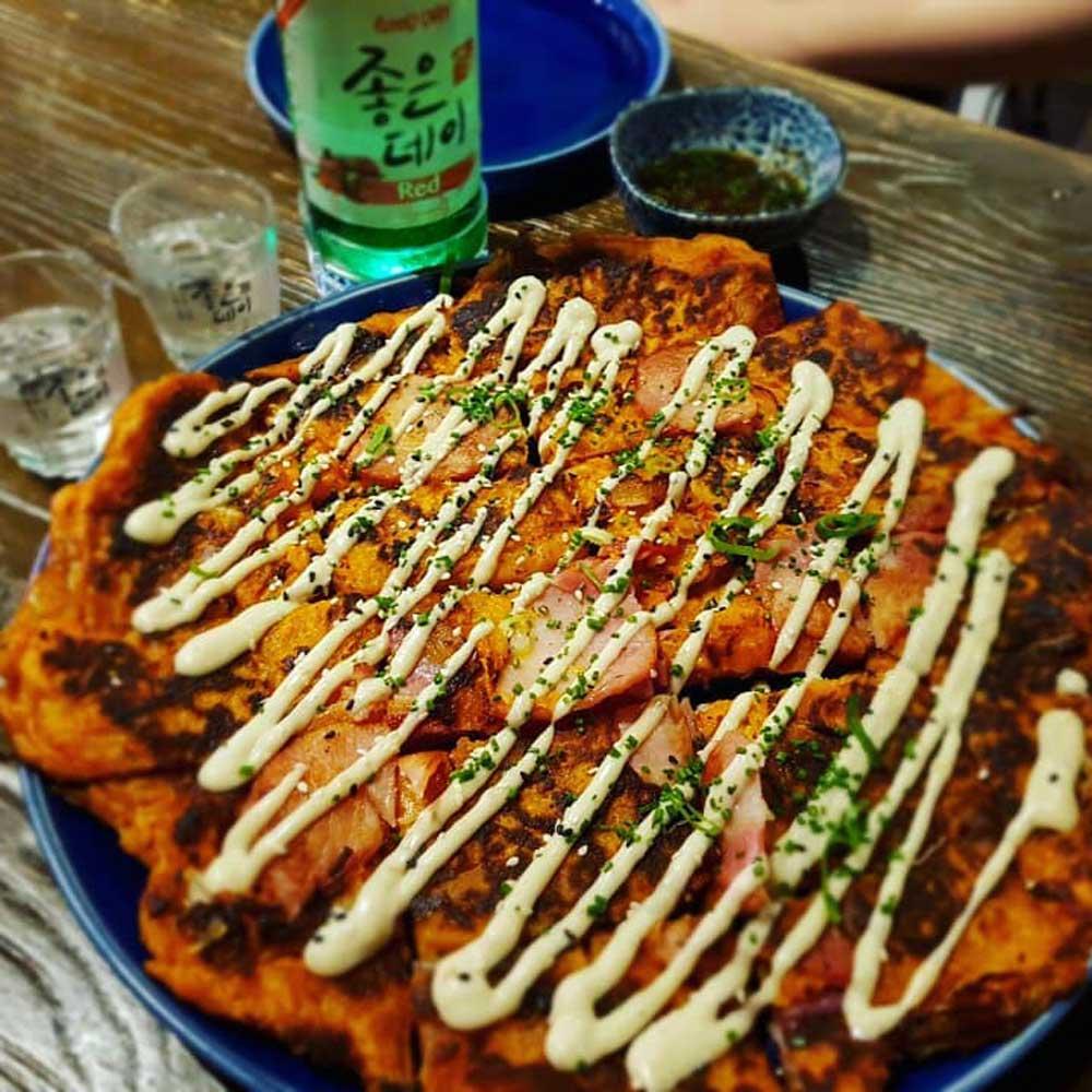 plus-82-pocha-Kimchi-Pancake